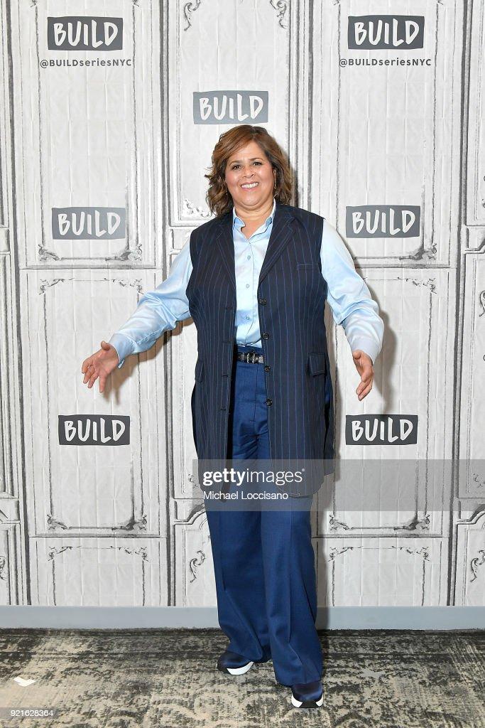 Celebrities Visit Build - February 20, 2018 : Foto di attualità