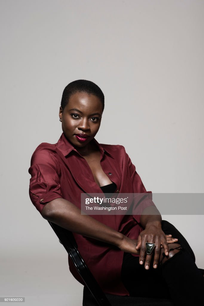 Actress and Playwright Danai Gurira : News Photo