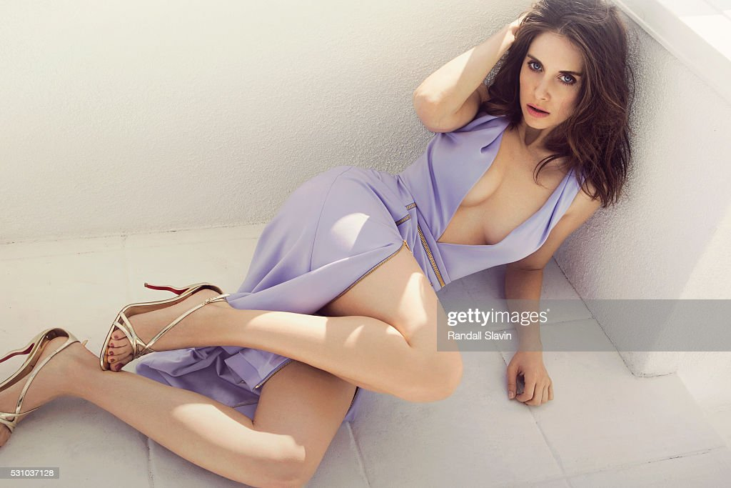 Alison Brie, Alexa, March 16, 2016