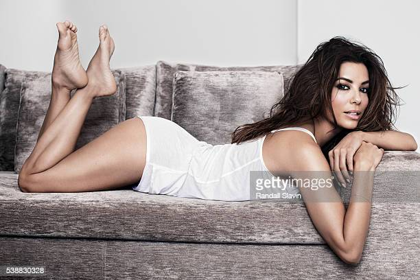 Actress and producer Eva Longoria is photographed for Maxim Magazine on November 2 2013 in Los Angeles California