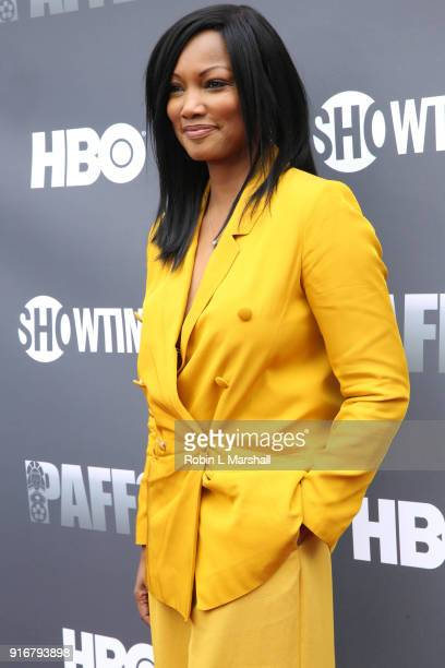 Actress and Producer Garcelle Beauvais attends 'Lalo's House' Red Carpet Screening at Cinemark Baldwin Hills Crenshaw Plaza 15 on February 10 2018 in...