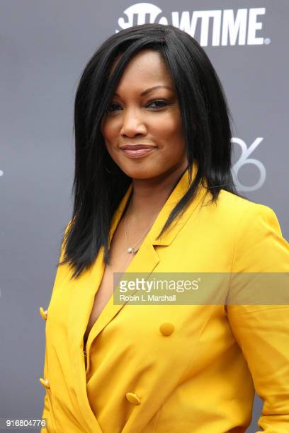 Actress and Producer Garcelle Beauvais attends Lalo's House Red Carpet Screening at Cinemark Baldwin Hills Crenshaw Plaza 15 on February 10 2018 in...