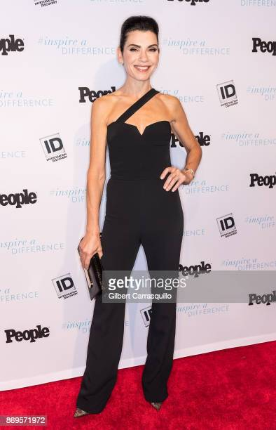 Actress and producer Julianna Margulies representing Erin's Law and The Brady Center to Prevent Gun Violence attends the 2017 Inspire A Difference...