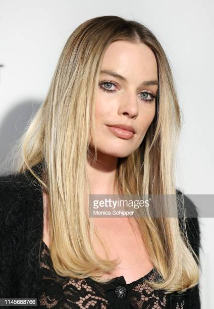 Actress and producer Margot Robbie attends the Dreamland screening during the 2019 Tribeca Film Festival at BMCC Tribeca PAC on April 28 2019 in New...