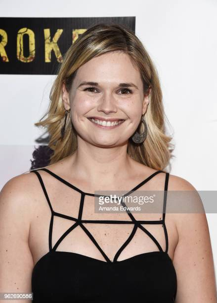 Actress and producer Meredith Jackson arrives at the FYC Us Independents Screenings and Red Carpet at the Elks Lodge on May 25 2018 in Van Nuys...