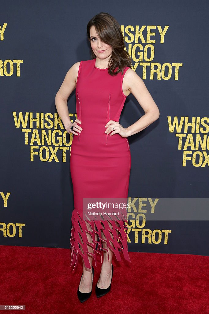 """Whiskey Tango Foxtrot"" World Premiere"