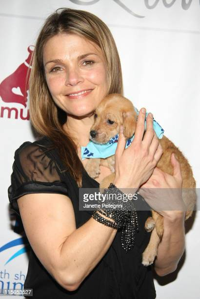 Actress and recipiant of the Muttigrees Advocacy Award Kathryn Erbe attends the 10th Annual North Shore Animal League America's Lewyt Humane Awards...