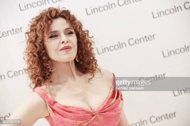 Actress and singer Bernadette Peters attends the Lincoln Center's Mostly Mozart Opening Night Gala at David Geffen Hall on July 25 2017 in New York...