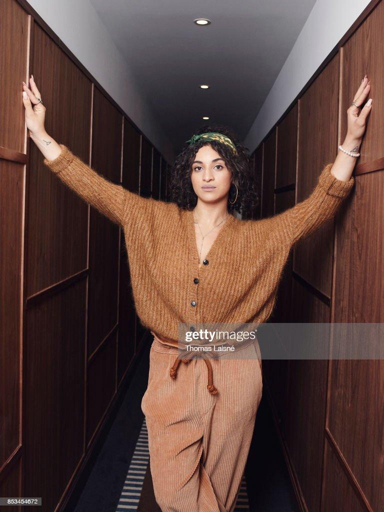 Camelia Jordana, Elle Magazine, June 28, 2017