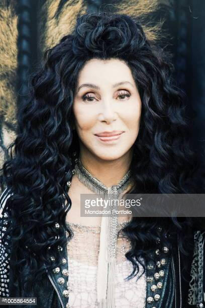 US actress and singer Cher at British Film Institute for Free The Wild pesentation the organization founded by Cher which goal is the freedom of...