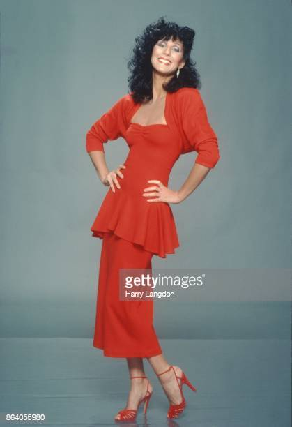 Actress and singer Cher poses for a portrait in 1980 in Los Angeles California