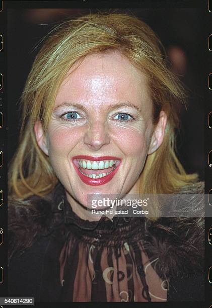 Actress and Singer Clare Grogan