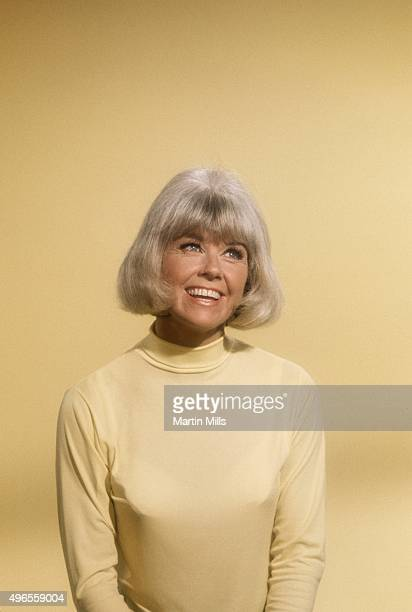 Actress and singer Doris Day poses for a portrait circa 1965 in Los Angeles California