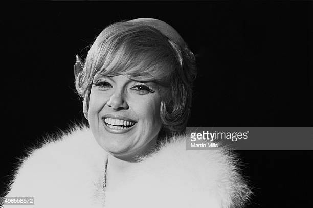 Actress and singer Edie Adams poses for a photo in 1965 in Los Angeles California