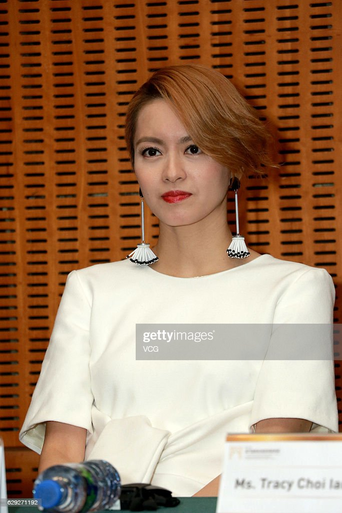 "1st Macao International Film Festival & Awards - ""Sisterhood"" Press Conference : Nachrichtenfoto"