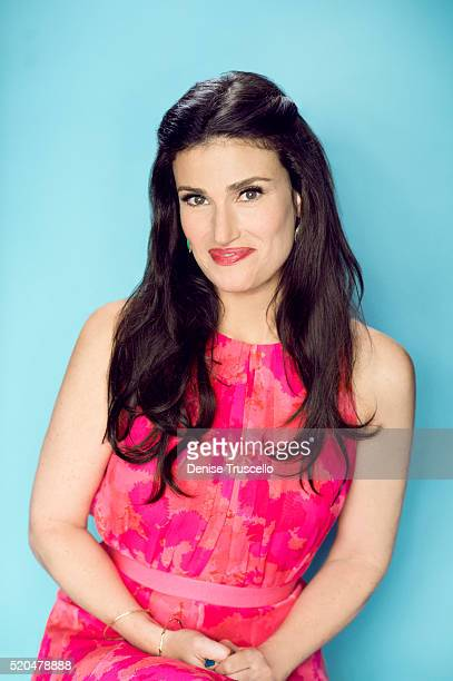Actress and singer Idina Menzel poses for a portrait at the 2013 D23 Expo on August 6, 2013 in Las Vegas, Nevada.