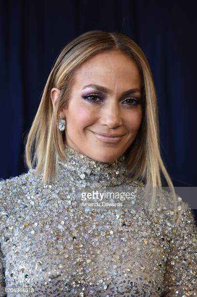 Actress and singer Jennifer Lopez attends the 2020 Film Independent Spirit Awards on February 08 2020 in Santa Monica California
