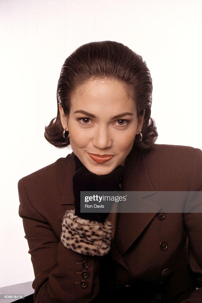Jennifer Lopez Portrait Session : News Photo