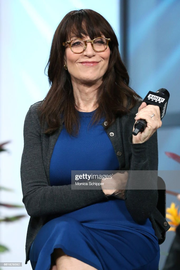 Actress and singer Katey Sagal attends Build Series Presents Katey Sagal Discussing 'Grace Notes' at Build Studio on March 31, 2017 in New York City.