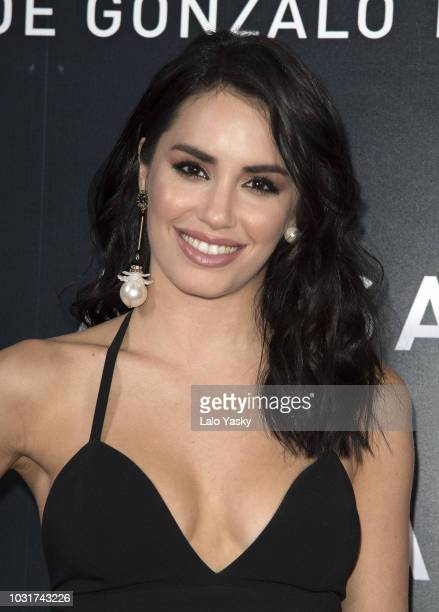 Actress and singer Lali Esposito attends the premiere of 'Acusada' at the Hoyts Dot Cinema on September 11 2018 in Buenos Aires Argentina