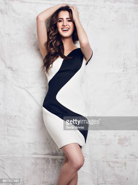 Actress and singer Laura Marano is photographed for Composure Magazine on October 12 2016 in Los Angeles California COVER IMAGE