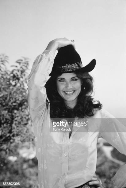 Actress and Singer Lynda Carter