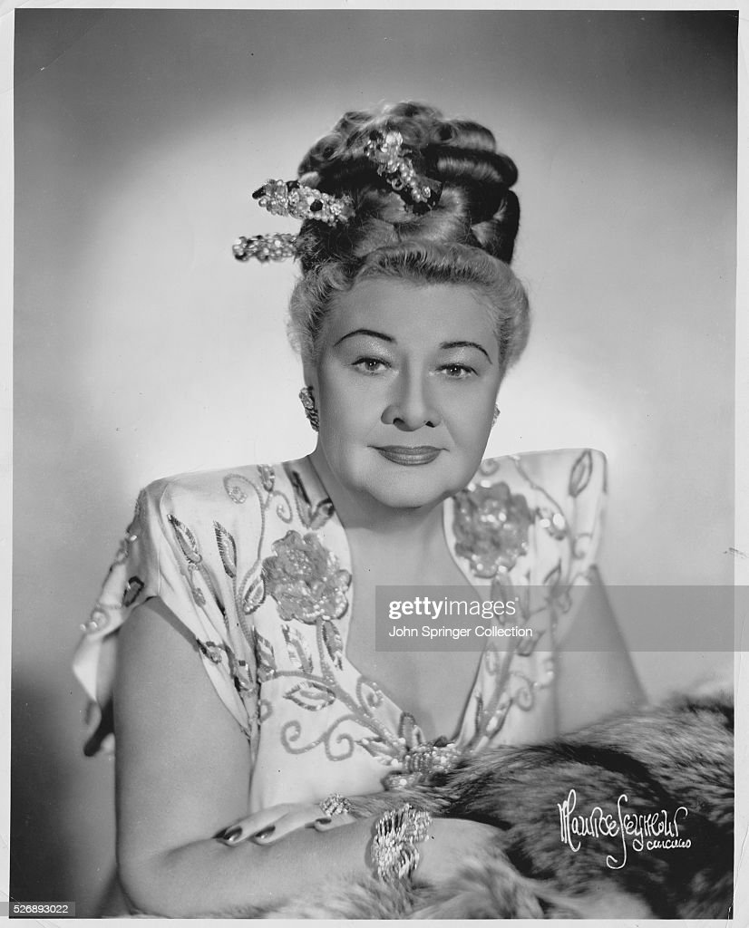 Watch Sophie Tucker video