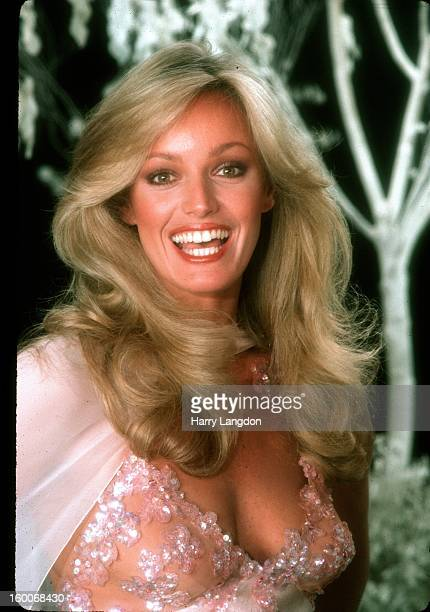 Actress and singer Susan Anton poses for a portrait circa 1980 in Los Angeles California