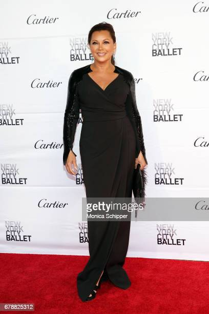 Actress and singer Vanessa Williams attends the New York City Ballet 2017 Spring Gala at David H Koch Theater at Lincoln Center on May 4 2017 in New...