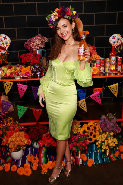 CA: Smirnoff Celebrates Its New Poco Pico Seltzer And Spicy Tamarind Portfolio With A New World Of Flavor Event Hosted By Victoria Justice in LA