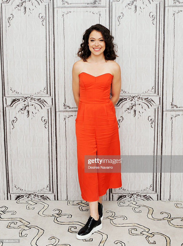 "AOL Build Speaker Series - Tatiana Maslany, ""Orphan Black"""
