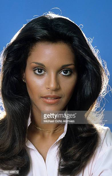 Actress and television personality Jayne Kennedy poses for a portrait in circa 1978