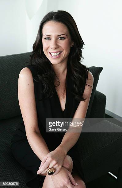 Actress and TV Personality Kate Ritchie poses during the Vaseline Launch at Quay Restaurant, The Rocks on July 15, 2009 in Sydney, Australia.