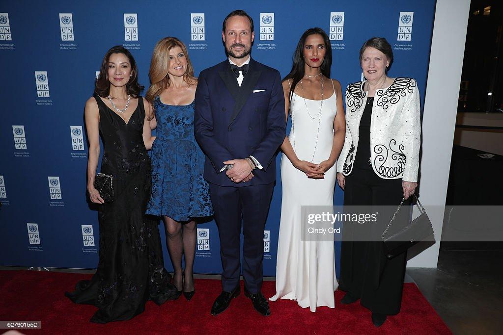 United Nations Development Programme  Inaugural Global Goals Gala: A Night For Change