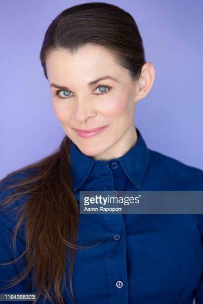 Actress and Victoria Secret model Alicia Arden poses for a portrait in October 2018 in Los Angeles, California.