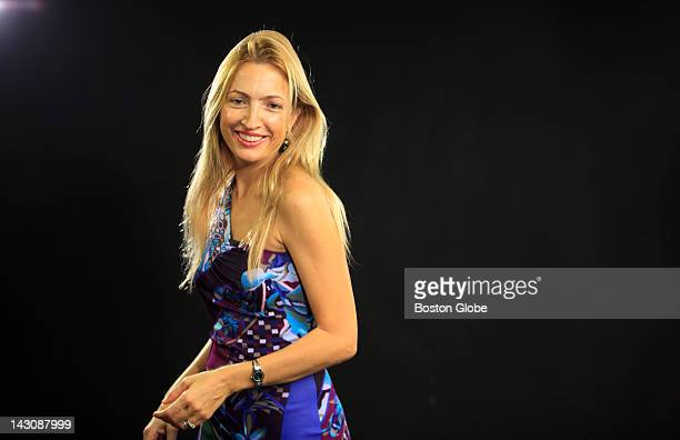 Actress and writer Elika Portnoy stars in the movie Sofia with Christian Slater and Donald Sutherland She also wrote the film