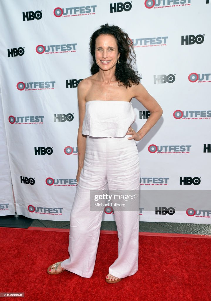 """2017 Outfest Los Angeles LGBT Film Festival - Screening Of """"KEVYN AUCOIN: Beauty And The Beast In Me"""" - Arrivals"""