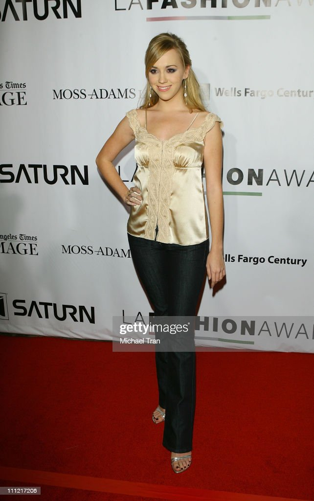 LA Fashion Awards - Red Carpet and Show : News Photo