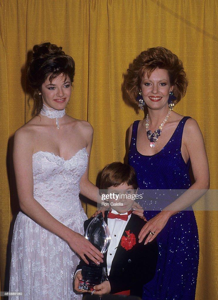 13th Annual People's Choice Awards - Press Room : News Photo
