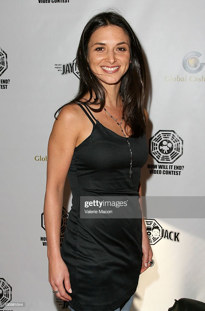 Actress Andrea Gabriel arrives at the 'Lost' Series Finale Party hosted by Michael Purcell at the Orpheum Theatre on May 23, 2010 in Los Angeles, California.