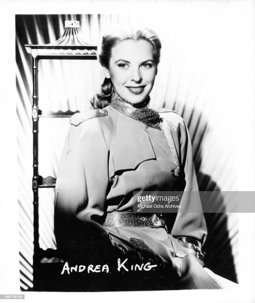 Watch Andrea King video