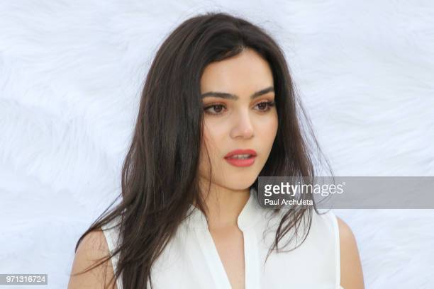 Actress Andrea Londo attends the special screening of Sony Pictures Entertainment 'Superfly' at Sony Pictures Studios on June 10 2018 in Culver City...