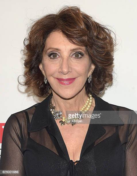 Actress Andrea Martin attends the 2016 Manhattan Theatre Club's Fall Benefit at 583 Park Avenue on November 21 2016 in New York City