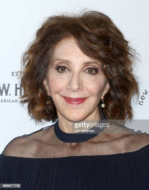 Actress Andrea Martin attends the 2017 New York Stage and Film Winter Gala at Pier Sixty at Chelsea Piers on December 5 2017 in New York City