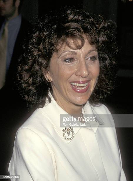 Actress Andrea Martin attends the 63rd Annual Drama League Awards on May 9 1997 at The Plaza Hotel in New York City