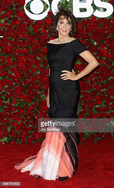 Actress Andrea Martin attends the 70th Annual Tony Awards at Beacon Theatre on June 12 2016 in New York City