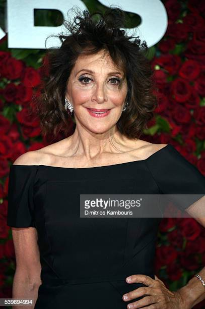 Actress Andrea Martin attends the 70th Annual Tony Awards at The Beacon Theatre on June 12 2016 in New York City