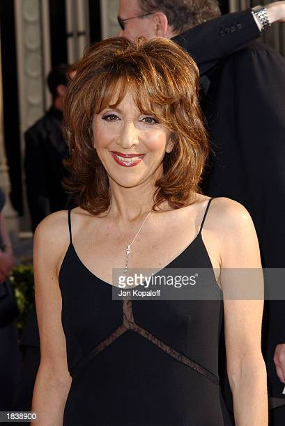 Actress Andrea Martin attends the 9th Annual Screen Actors Guild Awards at the Shrine Auditorium on March 9 2003 in Los Angeles California