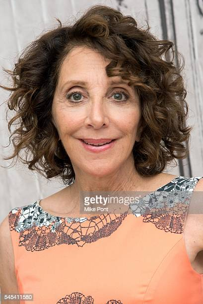 Actress Andrea Martin attends the AOL Build Speaker Series to discuss the recording of 'What the World Needs Now' at AOL Studios In New York on July...
