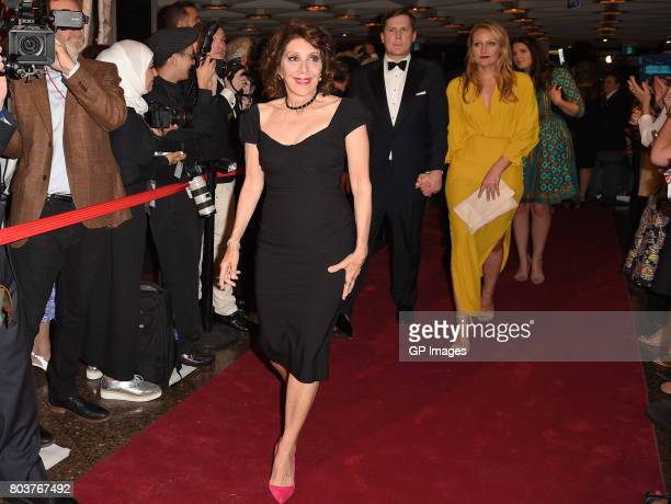 Actress Andrea Martin attends the Governor General's Awards 25th Anniversary Gala at National Arts Centre on June 29 2017 in Ottawa Canada